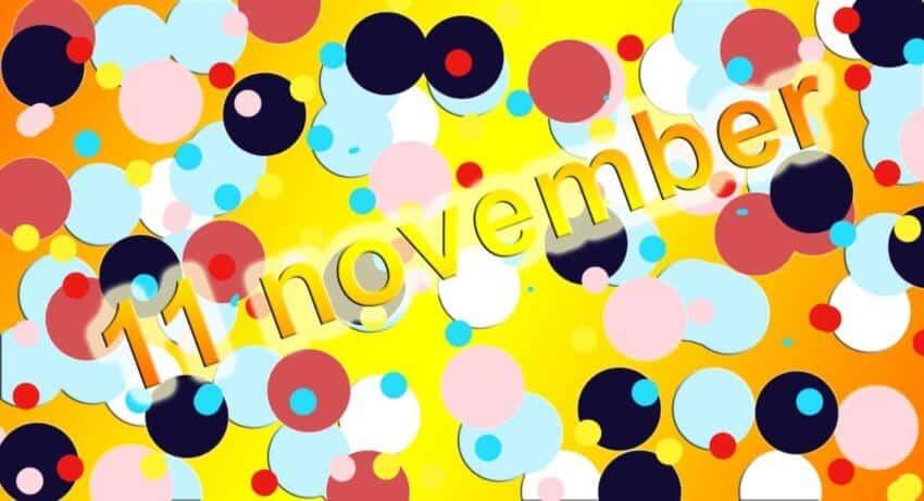 11 november carnaval sint maarten
