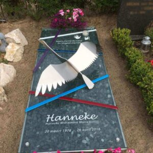 Grafmonument Hanneke