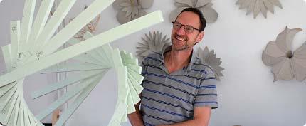 grafkunstenaar Jeroen Stok