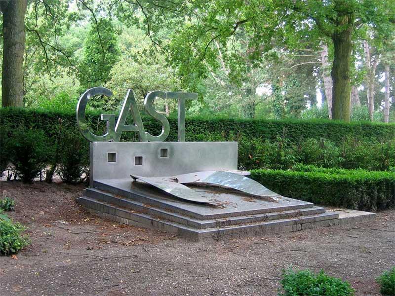 Grafmonumenten Amsterdam - Zorgvlied - Grafmonument GAST