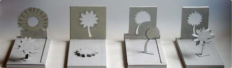grafmonumenten - ontwerpen - kleine modelletjes